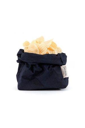 Uashmama Uashmama paperbag - dark blue