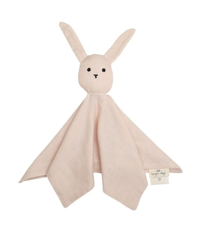 Sleepy rabbit - rose dust