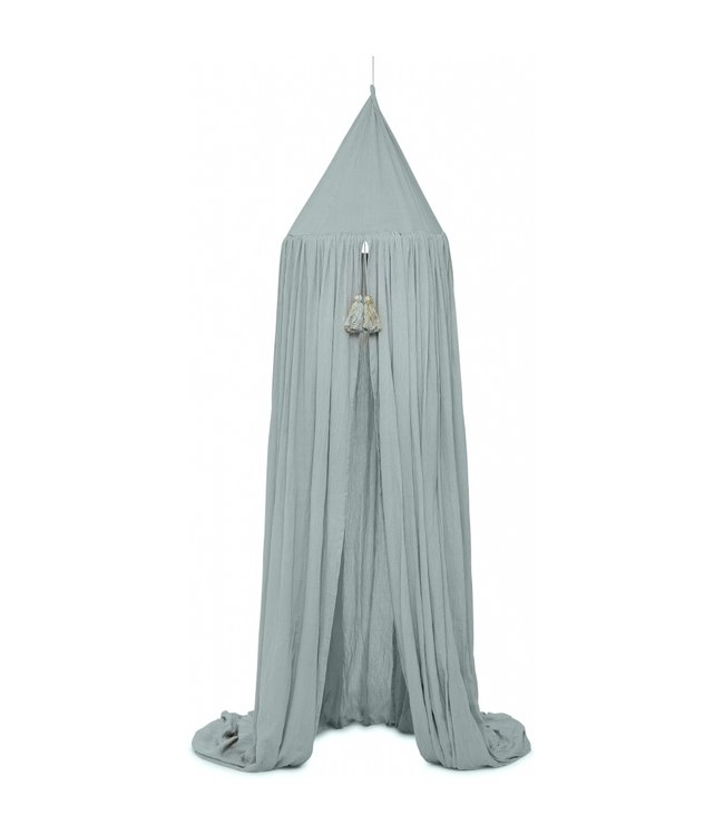 Bed canopy - french blue