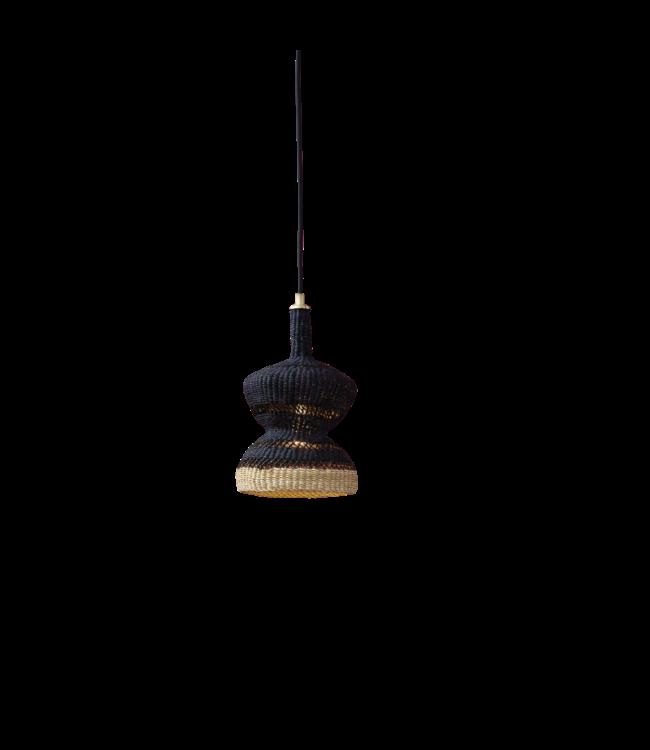 Hanging lamp '2 tier' - midnight