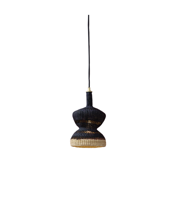 Hanglamp '2 tier' - midnight