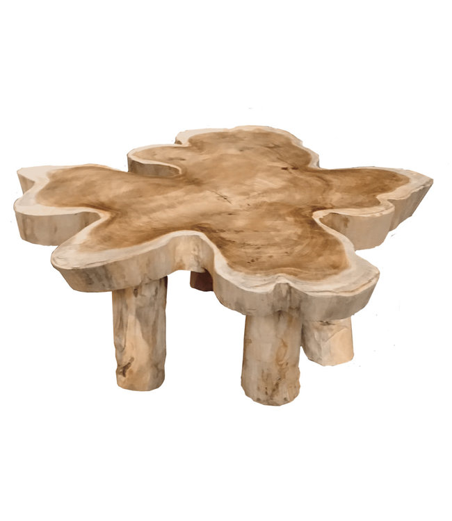 Tree coffee table small