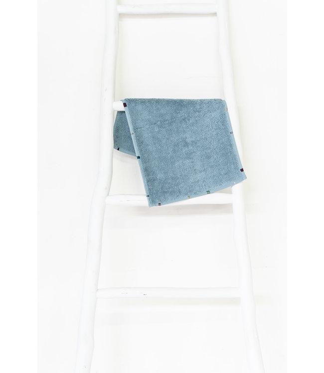 Handdoek water Memba - aqua, 3 maten