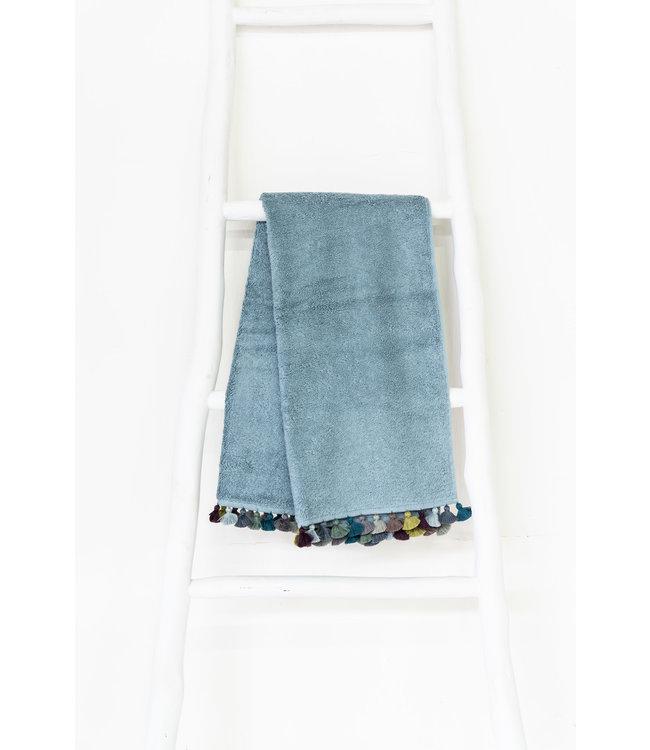 Towel water Lamu - aqua, 3 sizes