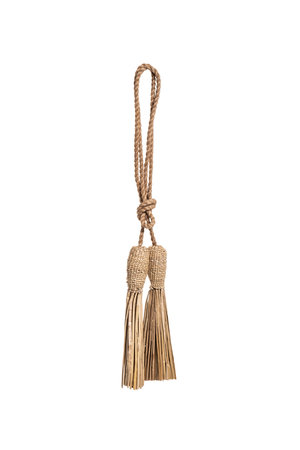 The Dharma Door Amtali grass tassels