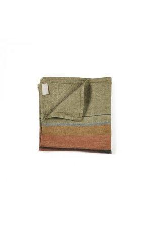 Libeco St Jacob's stripe napkin