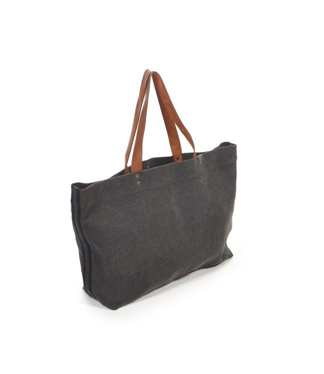 Libeco Rand shoulder sac - arabica