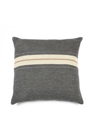 Libeco Luc deco pillow - stripe