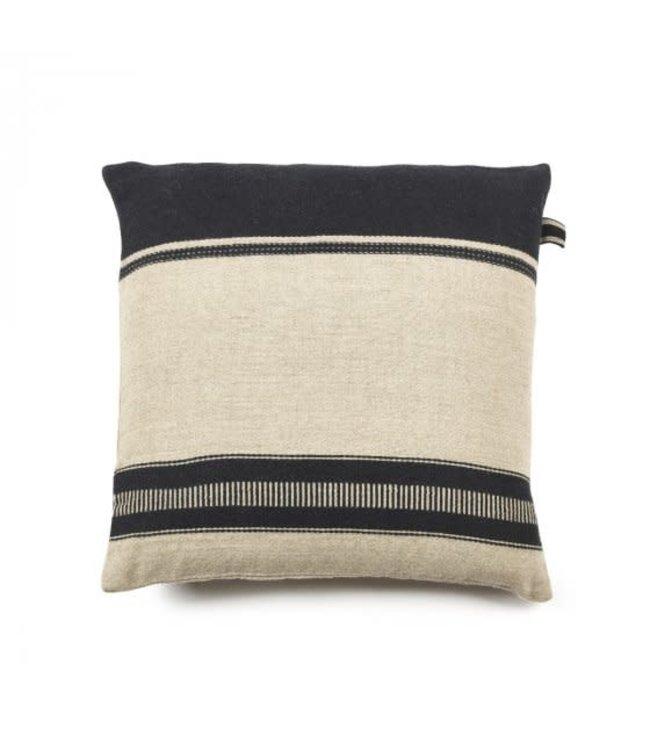 Marshall deco cushion - multi stripe