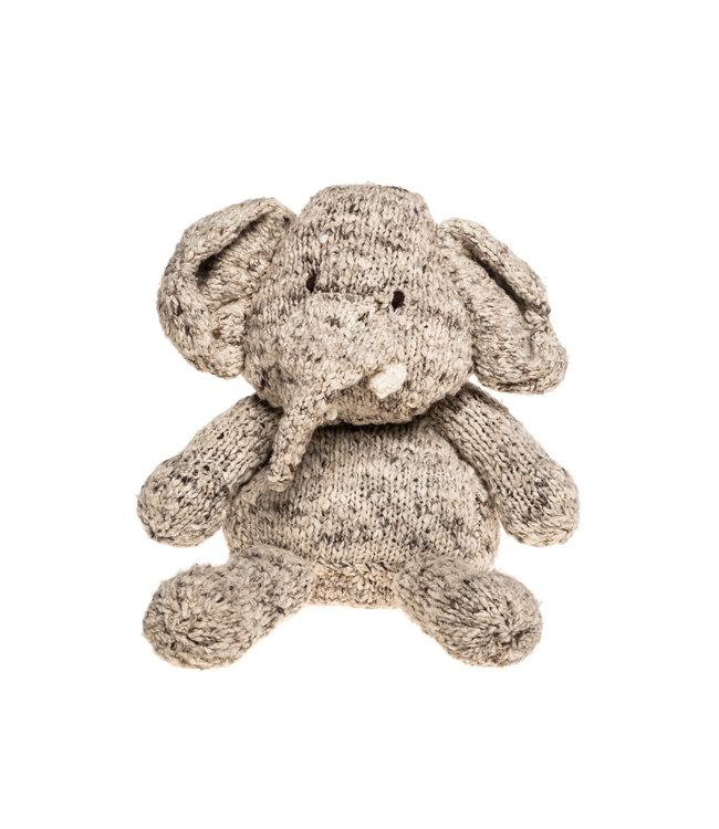 Woolen elephant L