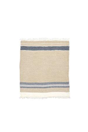 Libeco The Belgian towel fouta - bastion stripe