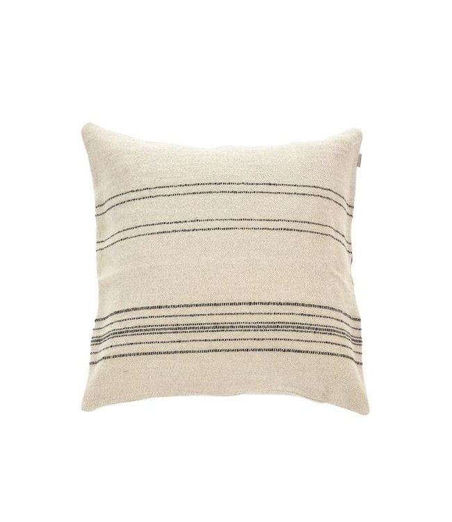 Libeco The Moroccan stripe deco cushion 63x63cm