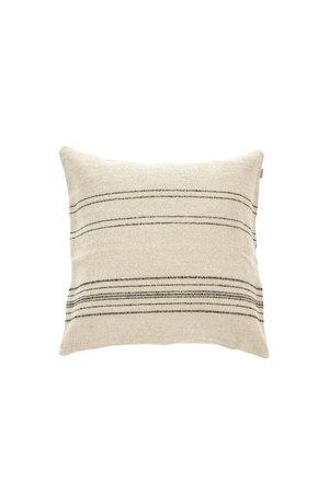 Libeco The Moroccan stripe deco cushion 50x50cm