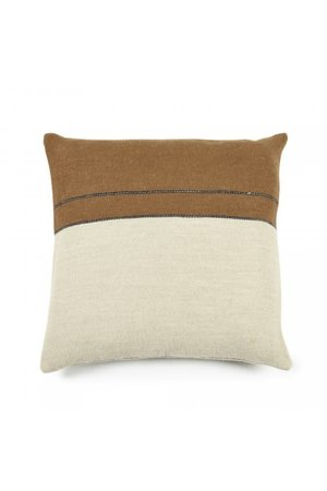 Libeco Gus deco cushion - stripe