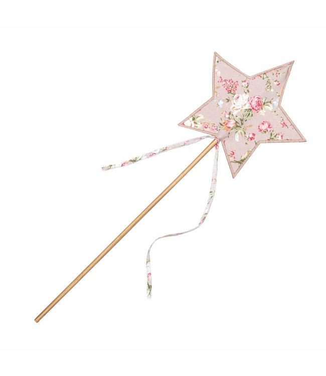 Lovely star wand Josephine - dusty pink