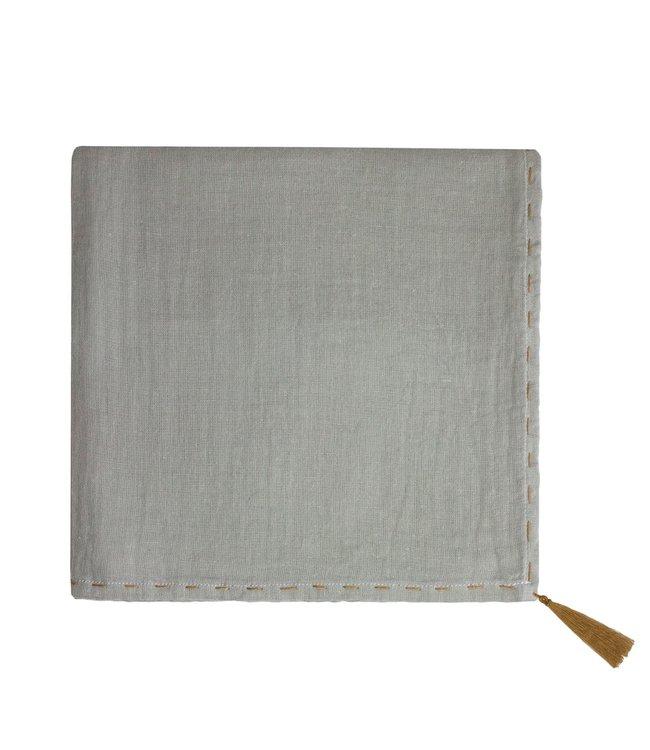 Numero 74 Nana swaddle - silver grey