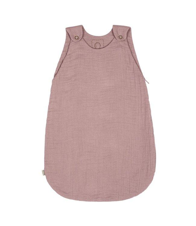 Summer sleeping bag - dusty pink