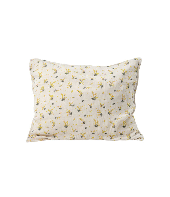 garbo&friends Mimosa muslin pillowcase