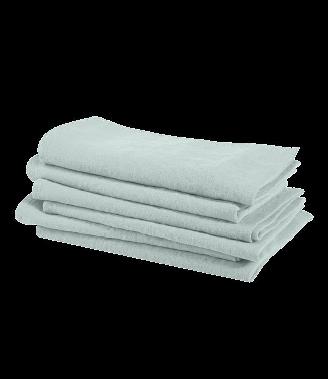 Napkin linen - pale blue