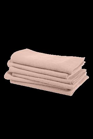 Linge Particulier Servet linnen - nude