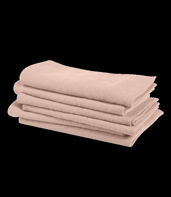 Linge Particulier Napkin linen - nude