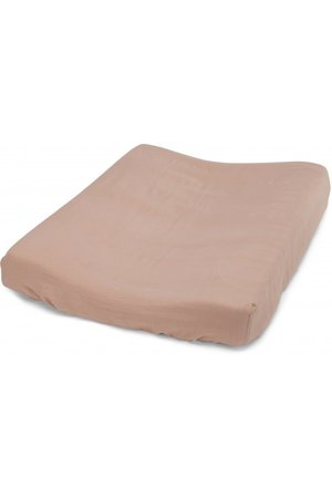 Konges Sløjd Fitted sheet for changing cushion - rose dust