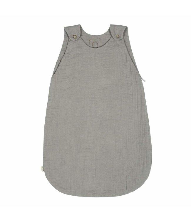 Summer sleeping bag - silver grey