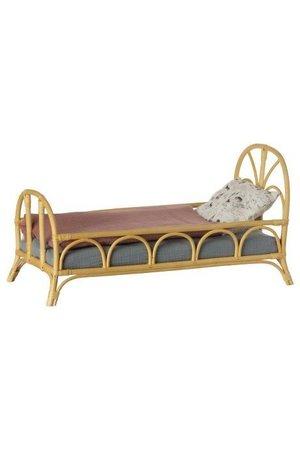 Maileg Bed rattan, medium