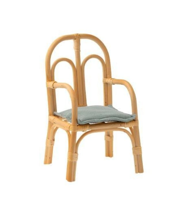 Maileg Chair rattan, medium