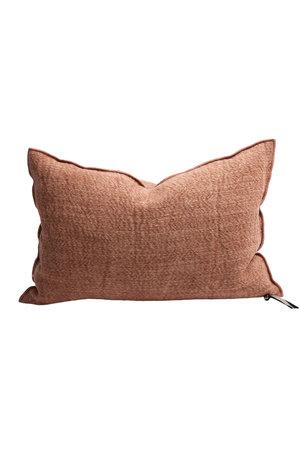 Maison de Vacances Cushion vice versa, toile nomade - argile