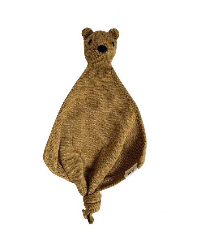 Teddy Tokki - mustard