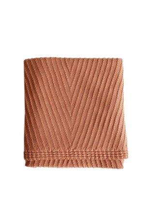 Hvid Blanket Akira - brick