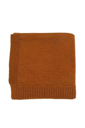 Hvid Blanket Didi - rust