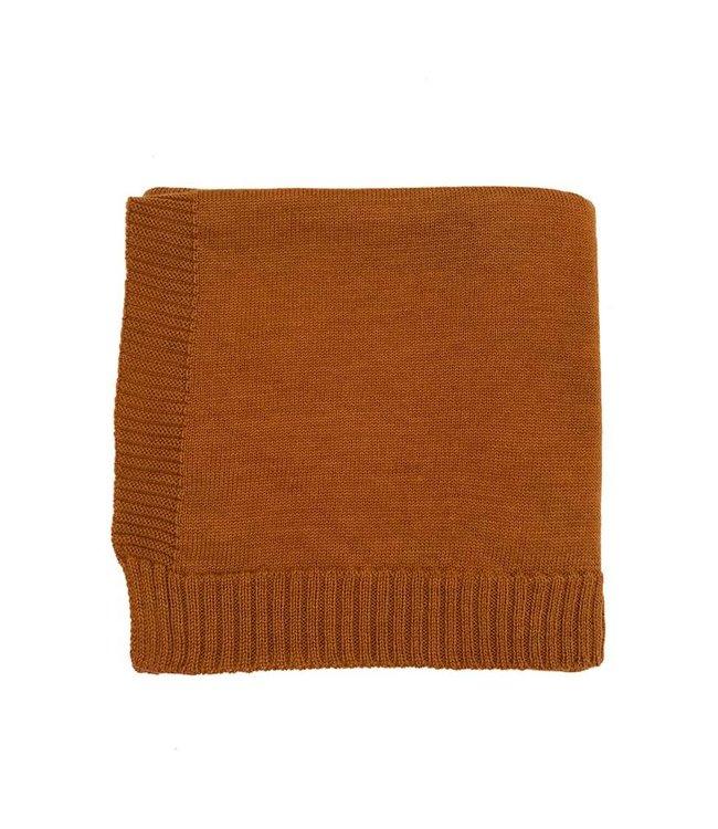 Blanket Didi - rust