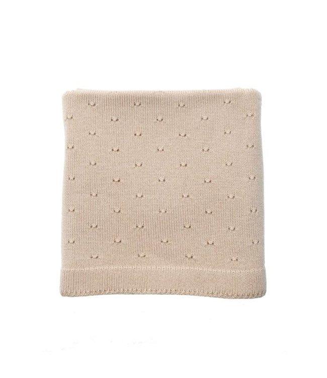 Blanket Bibi - apricot