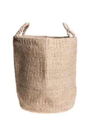 The Dharma Door Seafarer laundry basket - natural