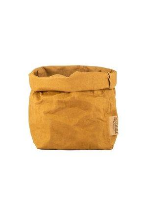 Uashmama Uashmama paperbag - ocra