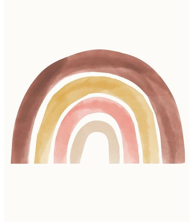 Rainbow wallsticker