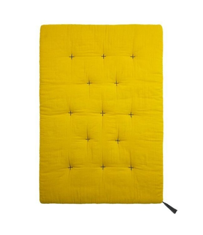 Futon - sunflower yellow
