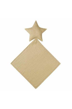 Numero 74 Lovey star doudou - yellow mellow