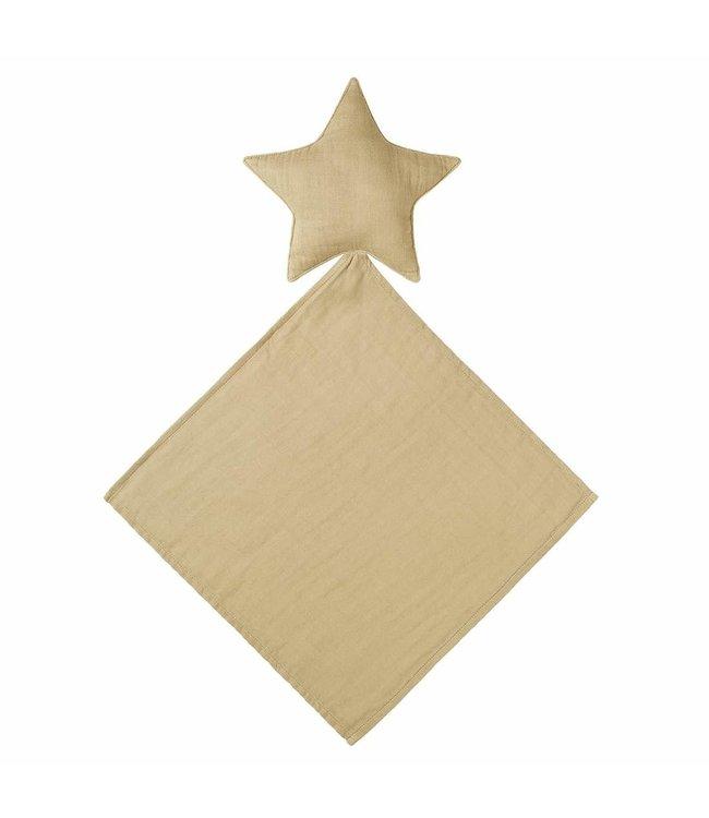 Lovey star doudou - yellow mellow