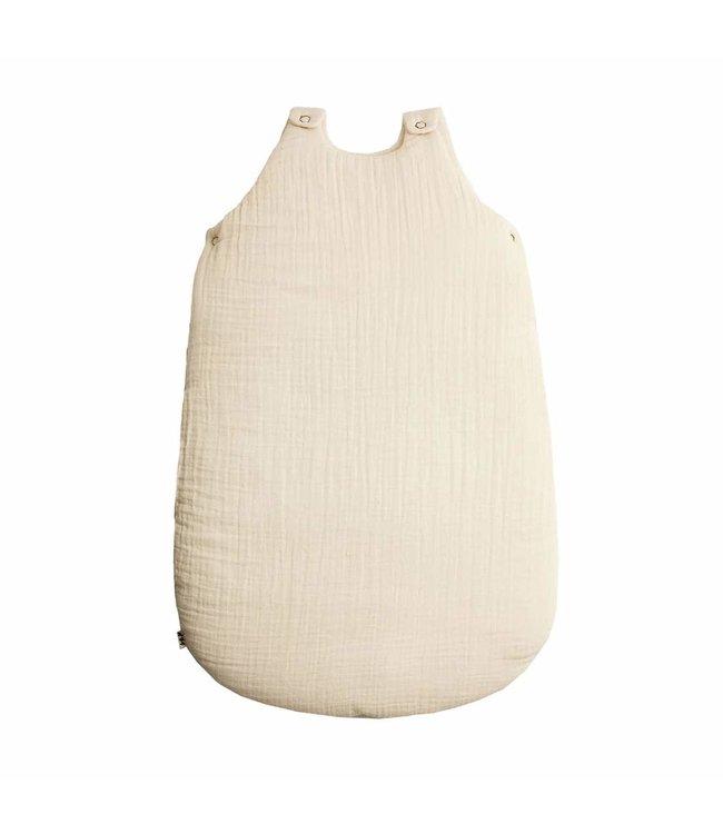 Winter sleeping bag - natural