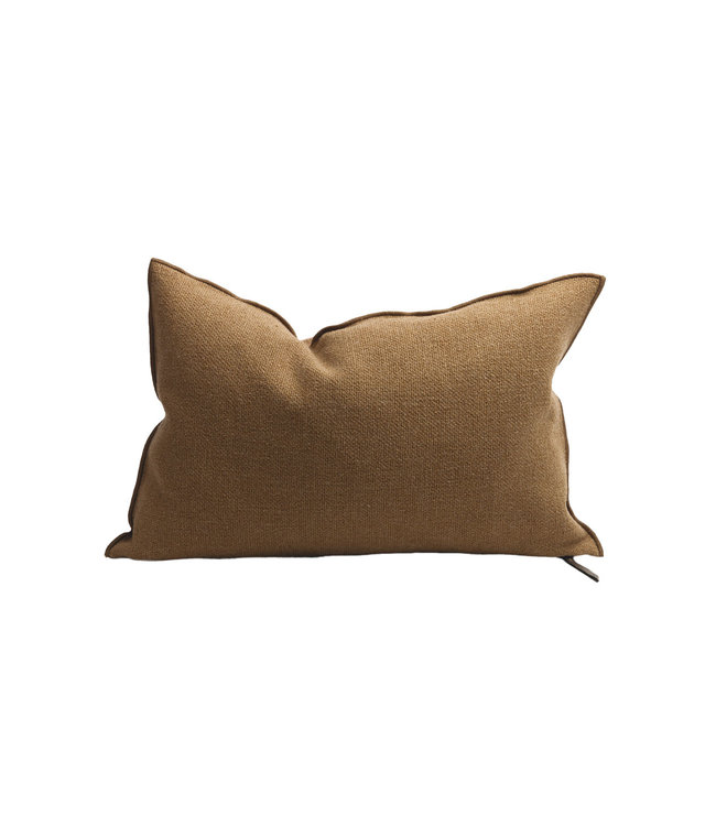 Cushion vice versa, canvas formentera - cappuccino