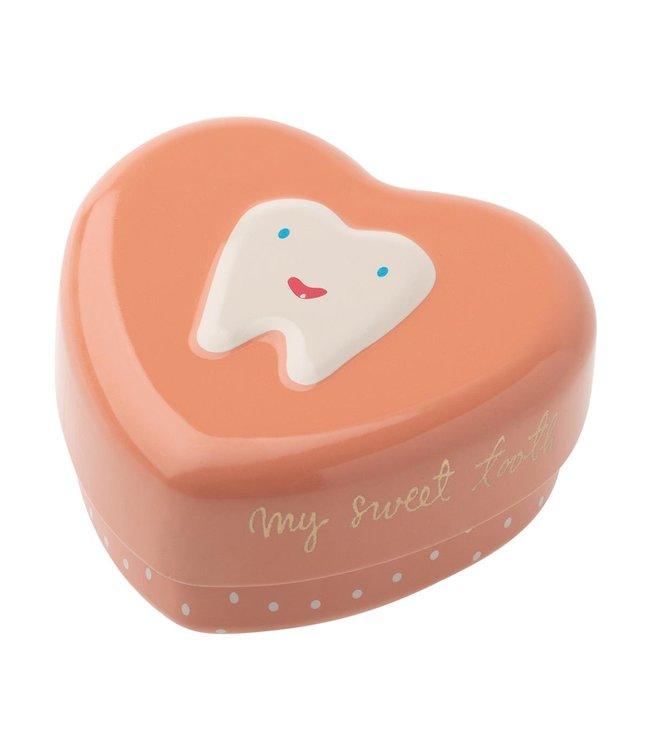 Maileg My tooth box - peach