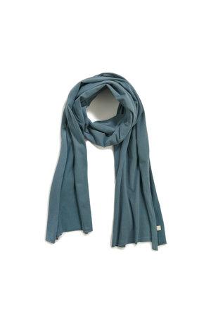 Phil & Phae Basic sjaal - balsam blue