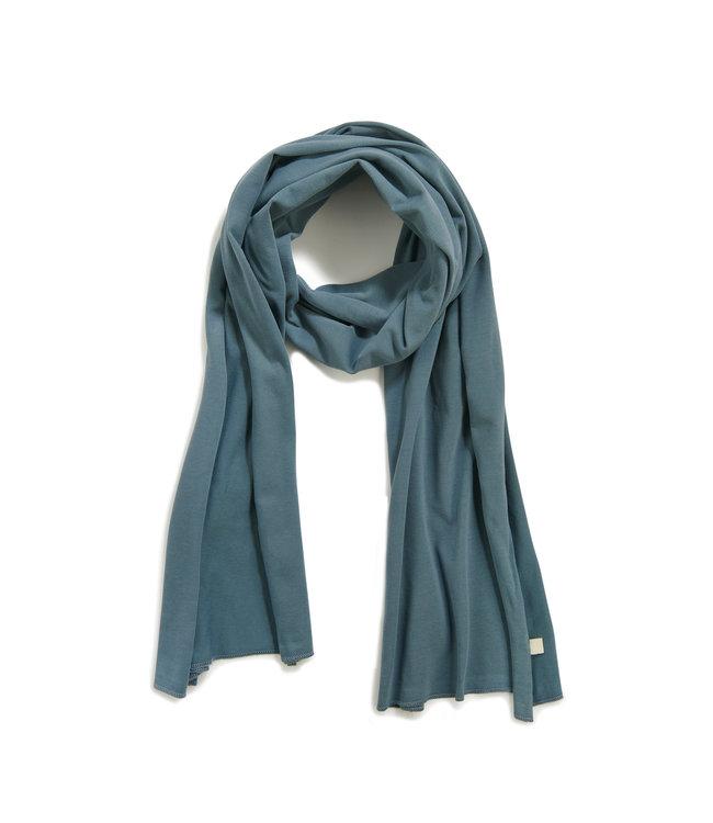 Phil & Phae Basic scarf - balsam blue