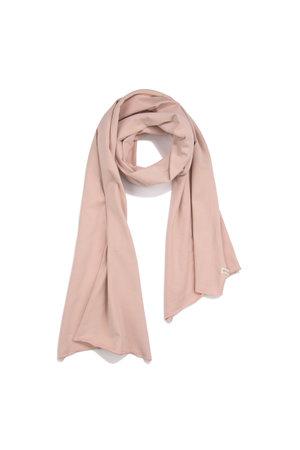 Phil & Phae Basic sjaal - blush
