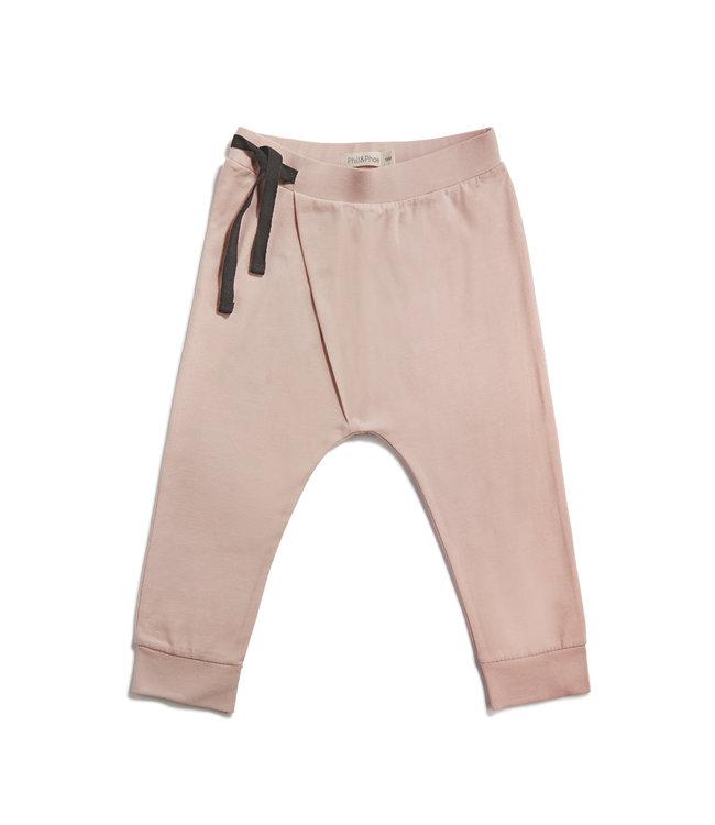 Harem pants - blush