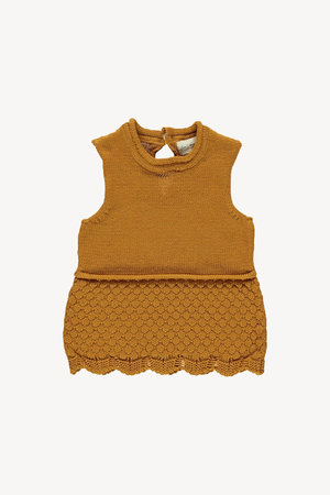 Fin & Vince Knit camisole - wheat