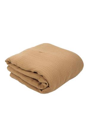garbo&friends Straw muslin filled quilt